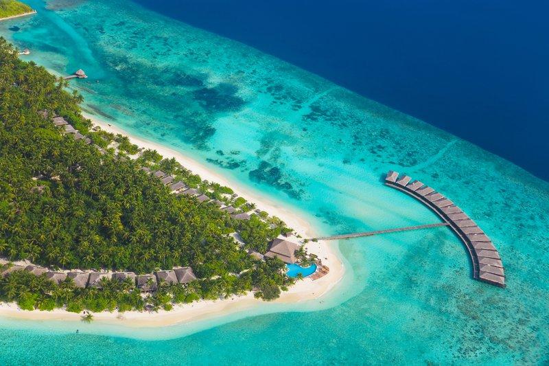atolón maldivas