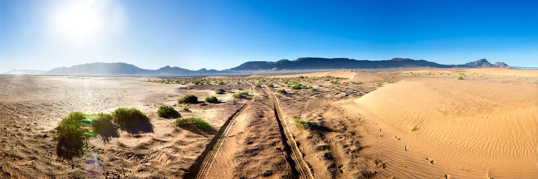 Escapada al Desierto sin avión