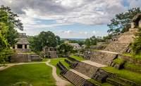 Palenque - Campeche. Joyas de Palenque. - Guatemala Gran Viaje Siguiendo el Quetzal