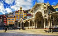 Praga. Prueba las aguas curativas de la Bohemia occidental - Hungría Circuito Budapest y Praga