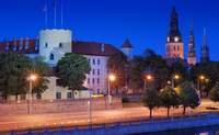 Riga. Eclecticismo y Art Nouveau - Lituania Circuito Repúblicas Bálticas