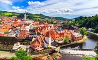 Praga - Cesky Krumlov - Viena. Descubre el encanto bohemio de Cesky Krumlov - República Checa Circuito Capitales Imperiales: Praga, Viena y Budapest