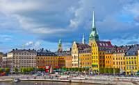 Estocolmo: La belleza de una ciudad única - Suecia Circuito Estocolmo y Fiordos