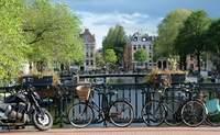 Ámsterdam. Recorriendo los canales de la capital del país de los tulipanes - Francia Circuito París, Bruselas, Ámsterdam y Frankfurt