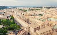 Florencia – Asís – Roma. Roma, la ciudad de las fuentes - Italia Circuito Italia Clásica: de Milán a Roma
