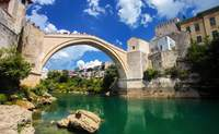 Sarajevo – Mostar – Medjugorje – Región de Split. Un poco más de Bosnia y un poco más de Croacia - Croacia Circuito Eslovenia e Istria