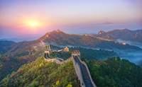 Beijing. Con la boca abierta ante la imponente Gran Muralla China - China Gran Viaje China clásica y Guilin