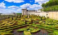 Tours - Villandry - Angers - Vannes. Entre jardines y castillos - Francia Circuito Castillos de Loira, Normandía y París