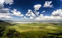 Serengeti - Cráter de Ngorongoro: Una caldera volcánica explosiva para tus sentidos - Kenia Safari Safari Kenia y Tanzania: Serengeti