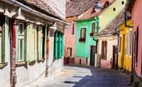 Sibiu - Sighisoara - Bistrita. Nos adentramos en la Ruta del Conde Drácula - Rumanía Circuito Rumanía Histórica