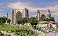Samarcanda – Tashkent. La seducción de un imperio majestuoso. - Uzbekistán Circuito La Ruta de Samarcanda
