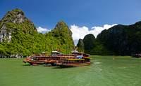 Hanoi - Halong. La asombrosa Bahía de Halong - Laos Gran Viaje Laos y Vietnam