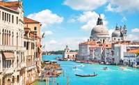 Venecia. Un romántico paseo en góndola por los canales Venecianos - Italia Circuito Venecia, Florencia y Roma