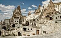 Capadocia. Un espectáculo natural - Turquía Circuito Estambul y Capadocia