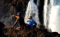 Cataratas Victoria. El espectacular salto de agua - Sudáfrica Safari Ciudad del Cabo, Kruger y Cataratas Victoria