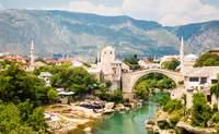 Sarajevo – Mostar – Medjugorje – Región de Split. La excepcional ruta Sarajevo-Split - Croacia Circuito Lo Mejor de Croacia y Bosnia