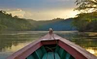 Isla de Flores - Río Usumacinta - Yaxchilán - Palenque. La frontera en el río - México Gran Viaje Pueblos Tzotzil y Quiché
