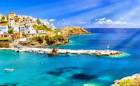 Rodas - Creta – Santorini. Una despedida con un doblete de lujo - Grecia Circuito Atenas y Crucero de 4 días