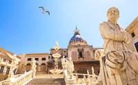 Palermo (Monreale). Maravíllate ante el impresionante legado normando - Italia Circuito Sicilia Clásica