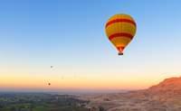 Luxor – Hurgada (Mar Rojo). Luxor a vista de pájaro - Egipto Circuito Heket y Mar Rojo