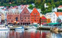 Bergen - Stavanger. Conoce los encantos de la antigua capital noruega - Noruega Circuito Lo mejor de los Fiordos y Oslo