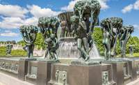 Oslo. Un día recorriendo la capital noruega - Noruega Circuito Lo Mejor de los Fiordos y Oslo