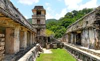 Palenque - Campeche. El idílico Palenque - México Gran Viaje México Arqueológico: Aztecas y Mayas