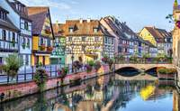 Friburgo - Colmar - Ruta de los vinos - Estrasburgo. Siente el encanto de Alsacia - Alemania Circuito Lo Mejor de la Selva Negra