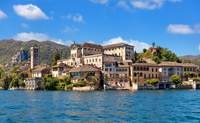 Lago Maggiore - Lago D'Orta - Islas San Giulio - Lago Como. Los lagos más bellos de Europa - Italia Circuito Norte de Italia: Lagos, Milán y Venecia