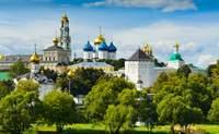 Moscú - Sérguiev Posad -  Vladimir. ¡Arranca una ruta de oro! - Rusia Circuito Rusia Imperial y Anillo de Oro