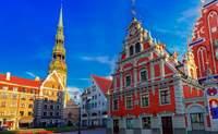 Riga. El centro del Art Noveau en el Báltico - Dinamarca Circuito Repúblicas Bálticas y Capitales Nórdicas