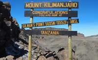 Kibo – Pico Uhuru (5.895 m) – Kibo – Horombo. La ansiada subida final - Tanzania Gran Viaje Ascensión al Kilimanjaro: Ruta Marangu