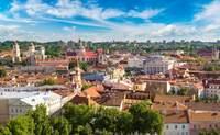 España - Vilnius. Con bufanda y guantes... - Suecia Circuito Capitales Bálticas y Estocolmo
