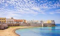 Lecce — Gallipoli — Leuca — Otranto — Lecce. - Italia Escapada Escapada Sur de Italia: de Nápoles a Puglia