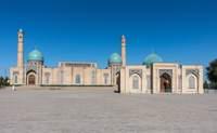 Tashkent - Urgench - Khiva. Primer contacto - Uzbekistán Gran Viaje Uzbekistán Imprescindible