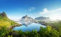 Tromsø - Islas Lofoten- Vesterålen (opcional Ballenas Gigantes). Un recorrido por islas más famosas de Noruega - Finlandia Circuito Escandinavia de Norte a Sur