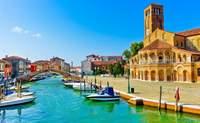 Venecia. Un paseo por los canales - Italia Circuito Italia de Norte a Sur