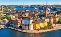 Estocolmo. Navega por la ciudad de las Islas - Noruega Circuito Todo Fiordos , Estocolmo y Copenhague