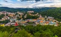 Praga. Prueba las aguas curativas de la Bohemia Occidental - República Checa Circuito Capitales Imperiales: Praga, Viena y Budapest
