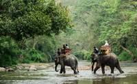 Chiang Mai – Mae Tang – Mujeres jirafa – Chiang Mai. Naturaleza, cultura y emociones fuertes - Tailandia Gran Viaje Capitales del Siam y playas de Phuket