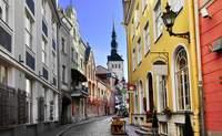 Tallín - España. ¡Hasta pronto! ¡Nos volveremos a ver en otro viaje, en otro país! - Lituania Circuito Repúblicas Bálticas