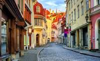 Riga - Tallín.  Bienvenidos a la capital de Estonia - Polonia Circuito Polonia al Completo y el Báltico