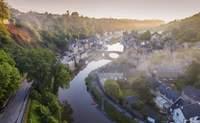 Quimper - Dinan - Mont Saint Michel - St. Malo. Por abadías históricas - Francia Circuito Gran Tour de Normandía y Bretaña