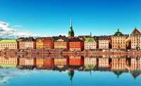 Oslo - Karlstad – Estocolmo. Hacia la ciudad de los Nobel - Noruega Circuito Todo Fiordos y Perlas del Báltico