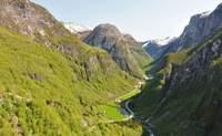 Stavanger — Valle de Voss. Un recorrido increíble subido a un tren - Noruega Circuito Lo mejor de los Fiordos y Oslo