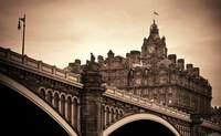 Edimburgo.  Donde perderse es encontrarse - Inglaterra Circuito Londres y Escocia