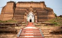 Mandalay - Bagan. Crucero hacia Mingun - Camboya Gran Viaje Camboya y Myanmar