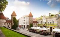 Riga - Tallin. Mucho, pero que mucho que ver - Lituania Circuito Repúblicas Bálticas