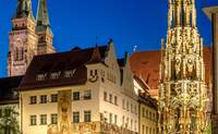 Múnich - Regensburg - Núremberg. Un viaje a través de la historia alemana - Alemania Circuito Ruta Romántica, Selva Negra y Alsacia