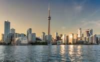 Toronto - Niágara Falls.  La ciudad más grande de Canadá - Estados Unidos Gran Viaje Costa Este de Usa y Canadá